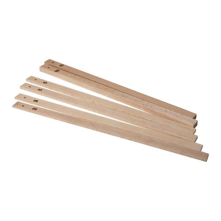 baguettes en bois pour patisserie EASY BAKING