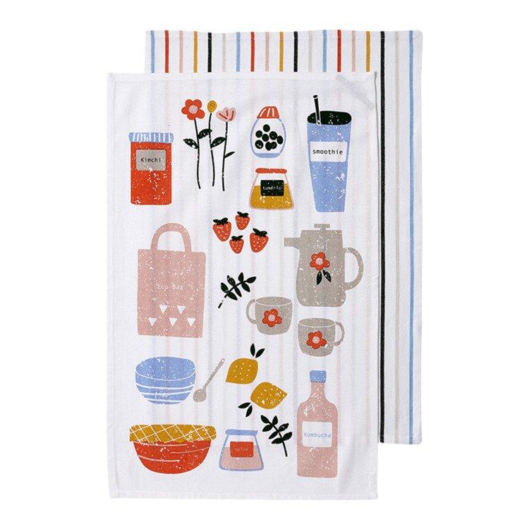 Küchentuch SUNDAY MARKET