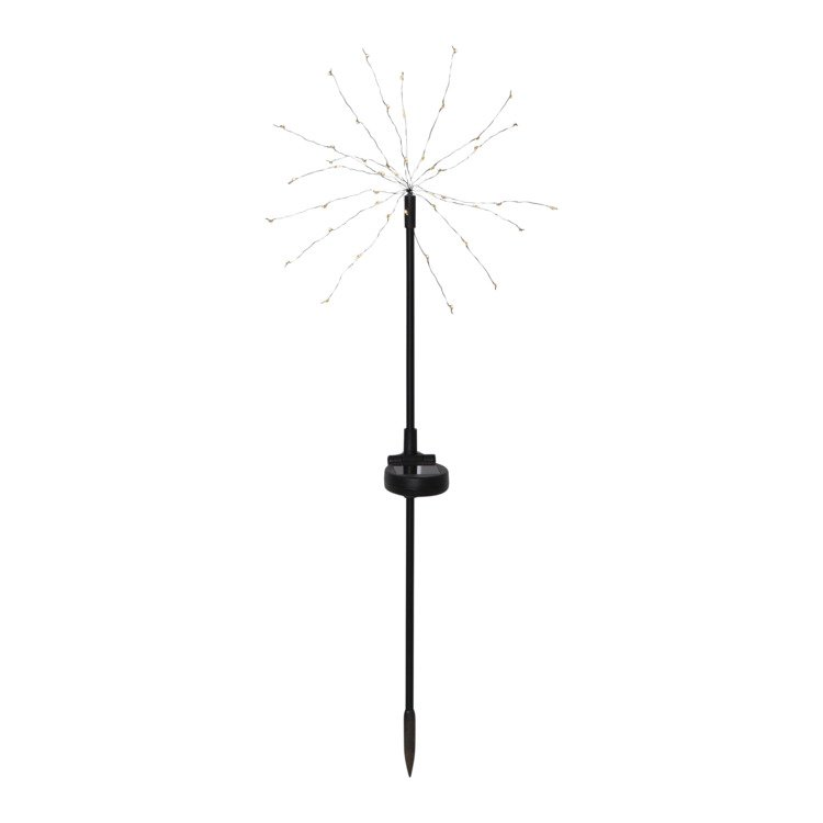 lampe solaire FIREWORK