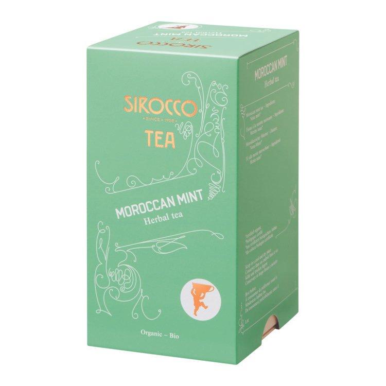 tè MOROCCAN MINT