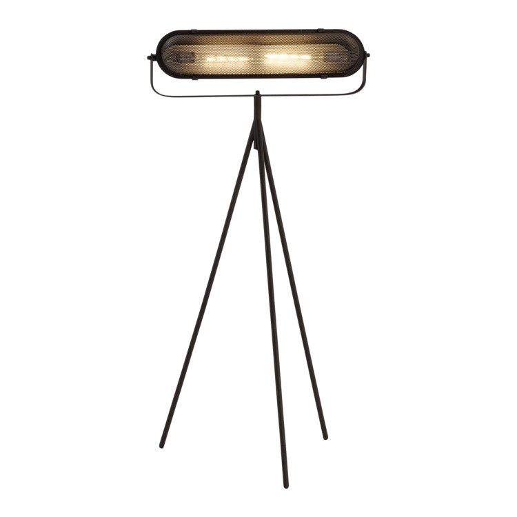 lampadaire INDUSTRIAL CURVED