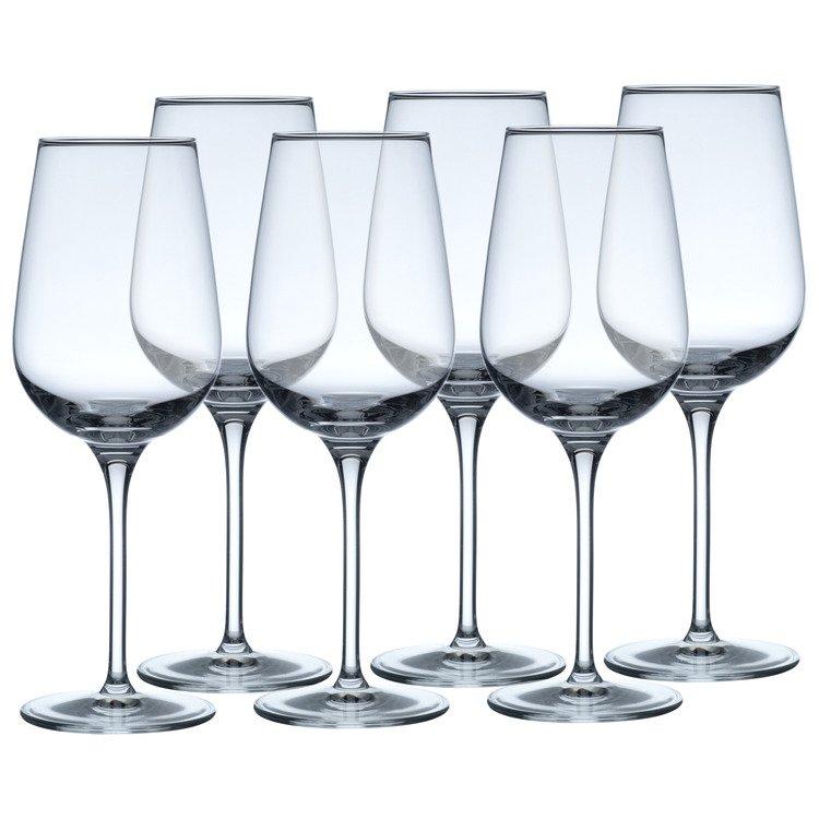 Rotweinglas-Set BASIC 2.1