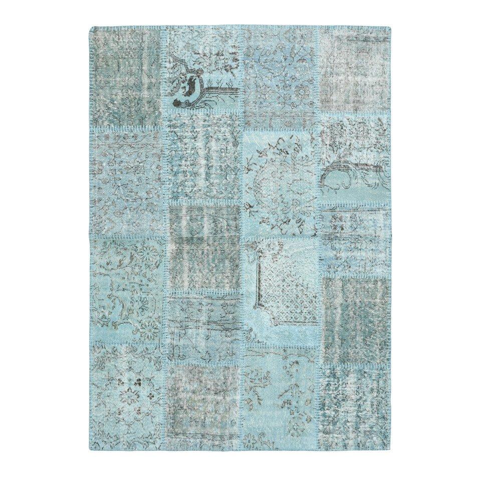 moderne Orientteppiche Vintage Patchwork