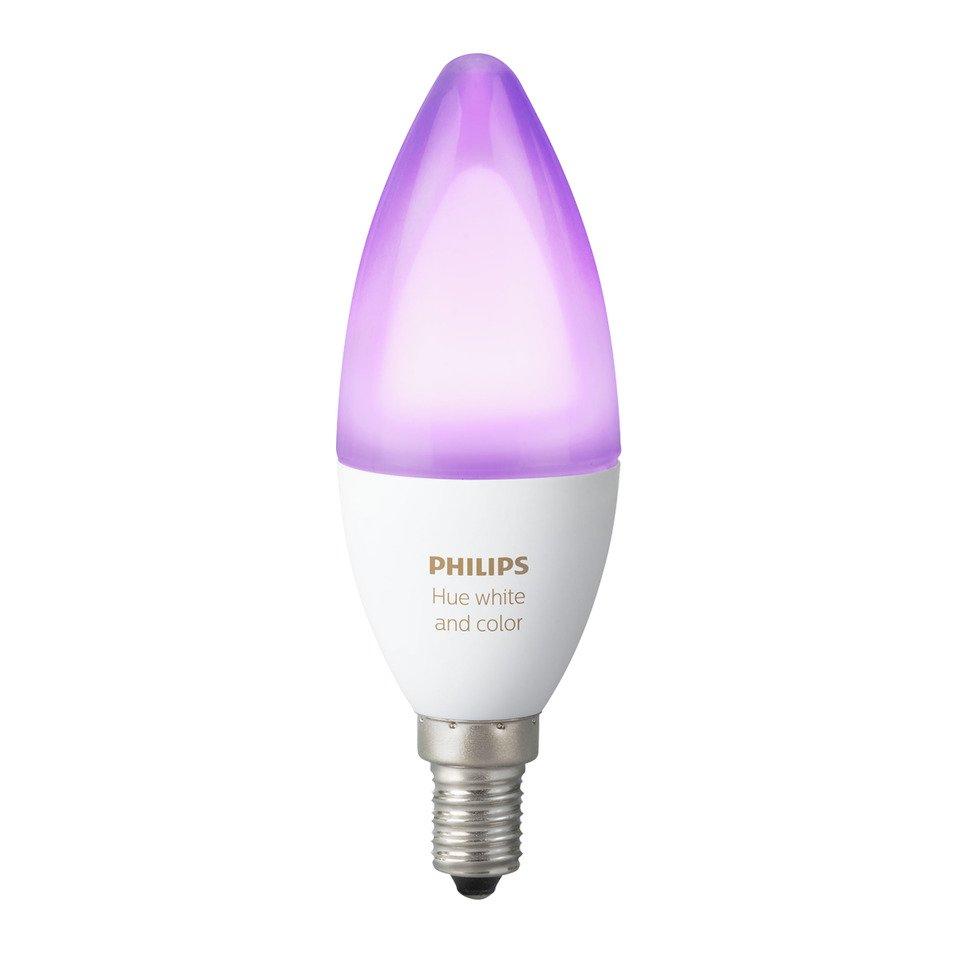 ampoule E14 LED HUE