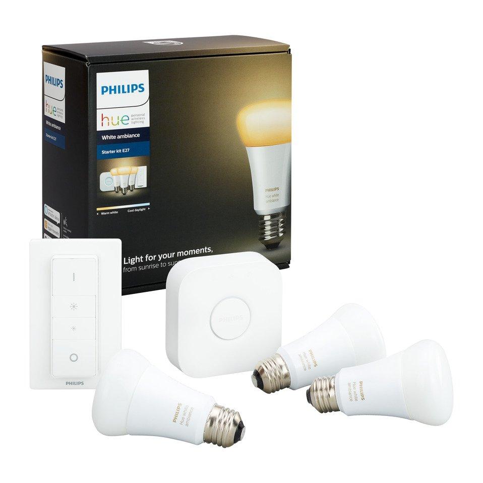 lampadina E27 LED HUE