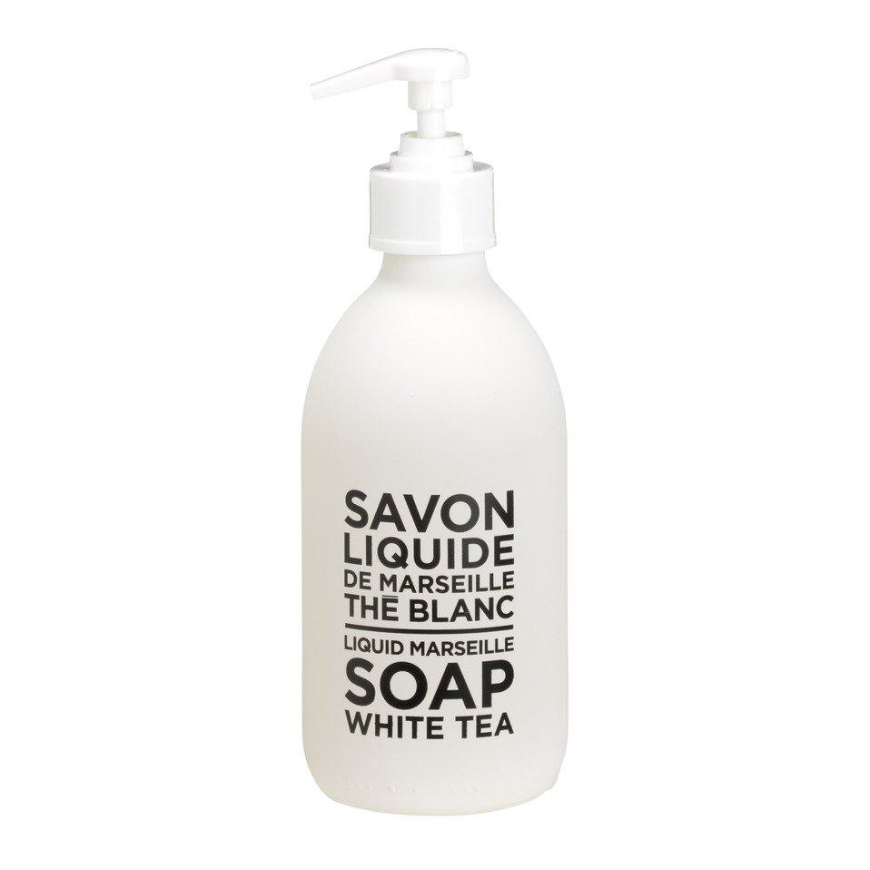 savon PROVENCE-BLACK/WHITE