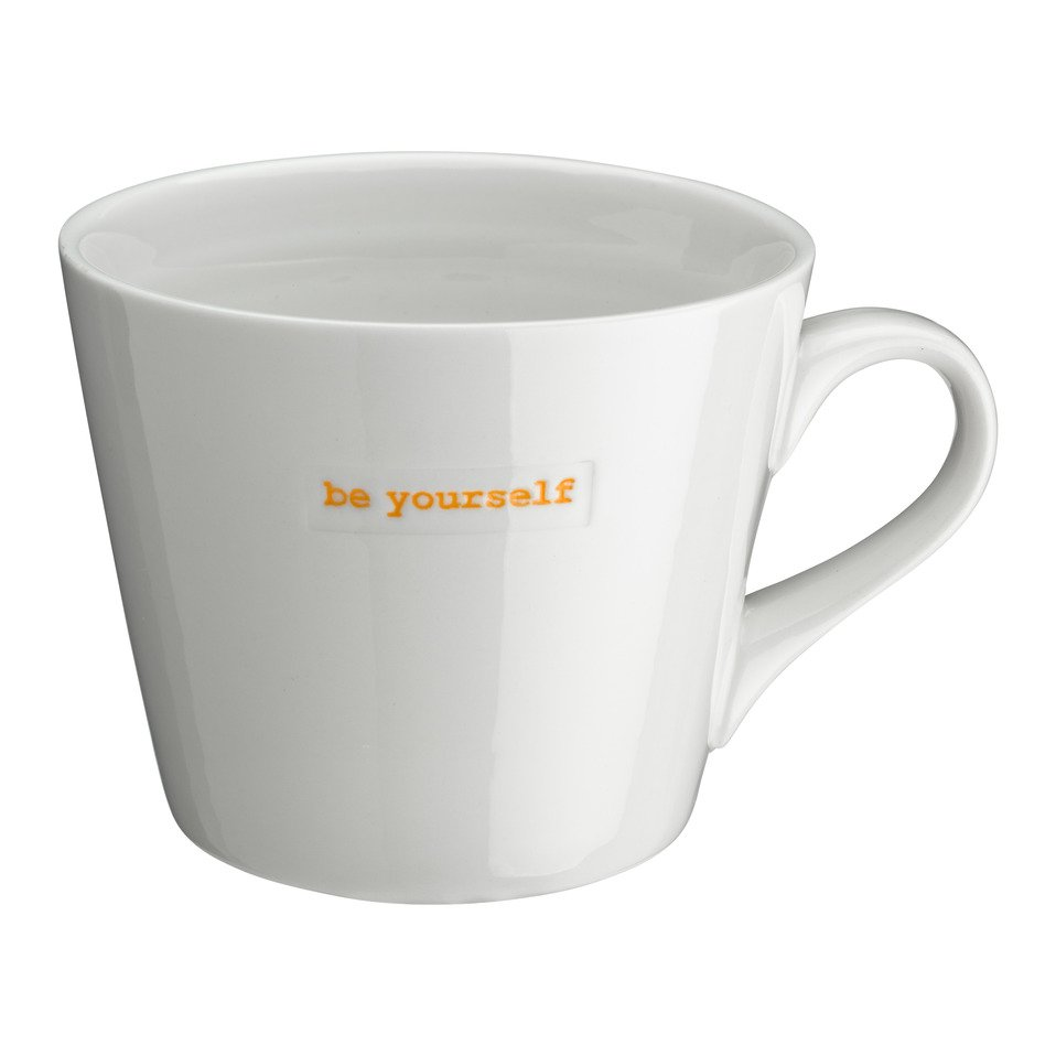tazza BE YOURSELF