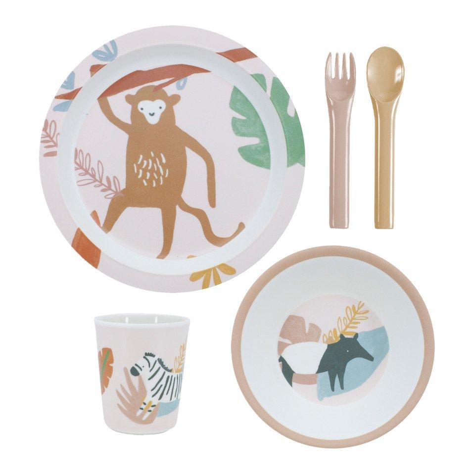 Kinder Geschirr-Set DINNER