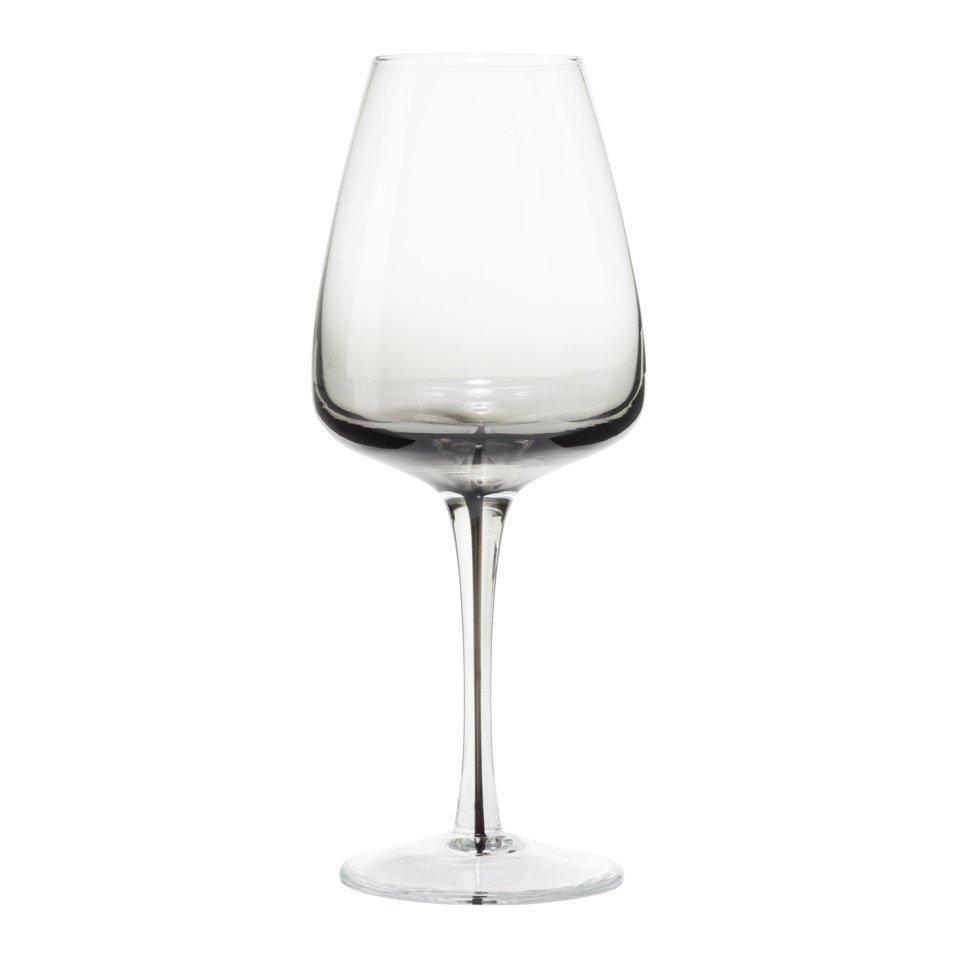 verre à vin blanc Smoke