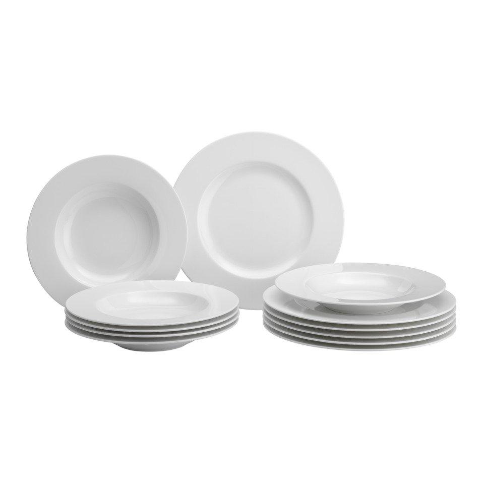set d'assiettes NOBLESSE