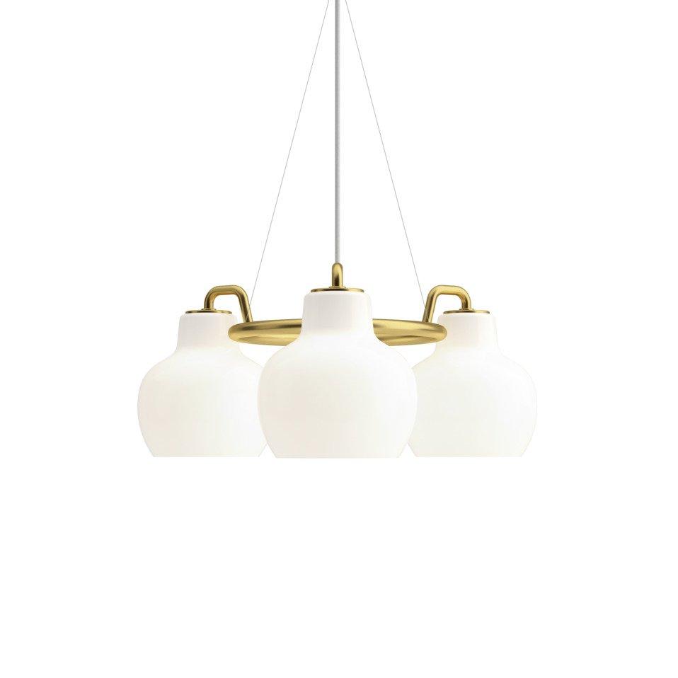 lampada a sospensione VL RING CROWN