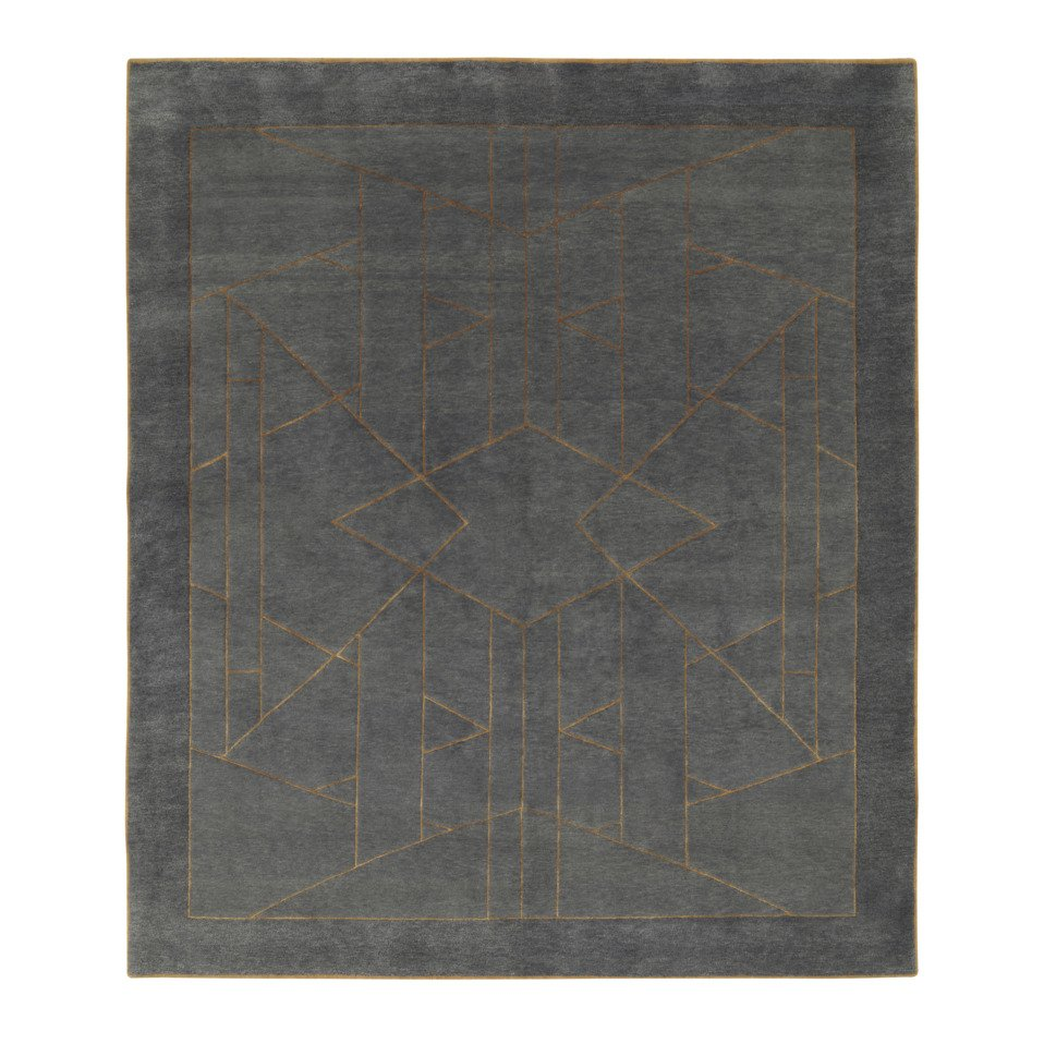tapis d'Orient modernes Tib. Nepal Domus