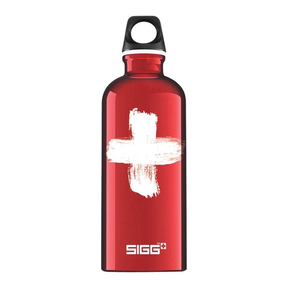 Trinkflasche SWISS
