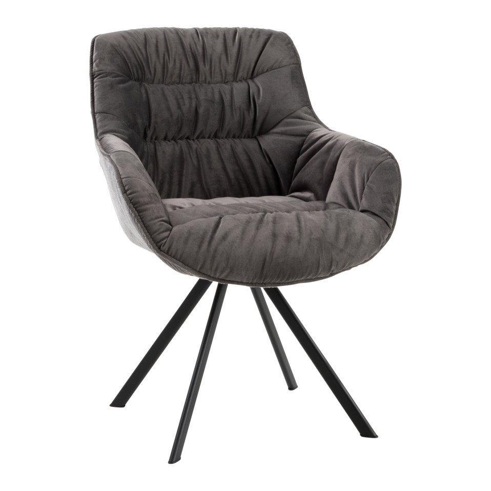 chaise à accoudoirs SOFTY