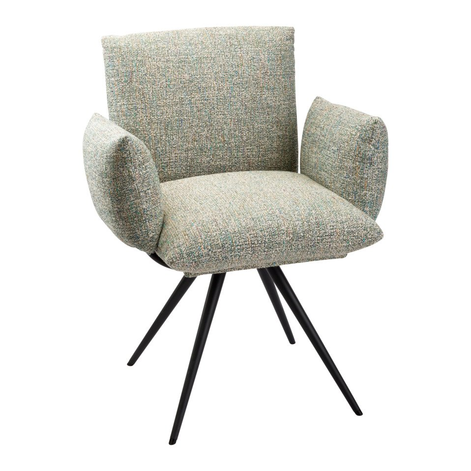 chaise à accoudoirs MANUEL