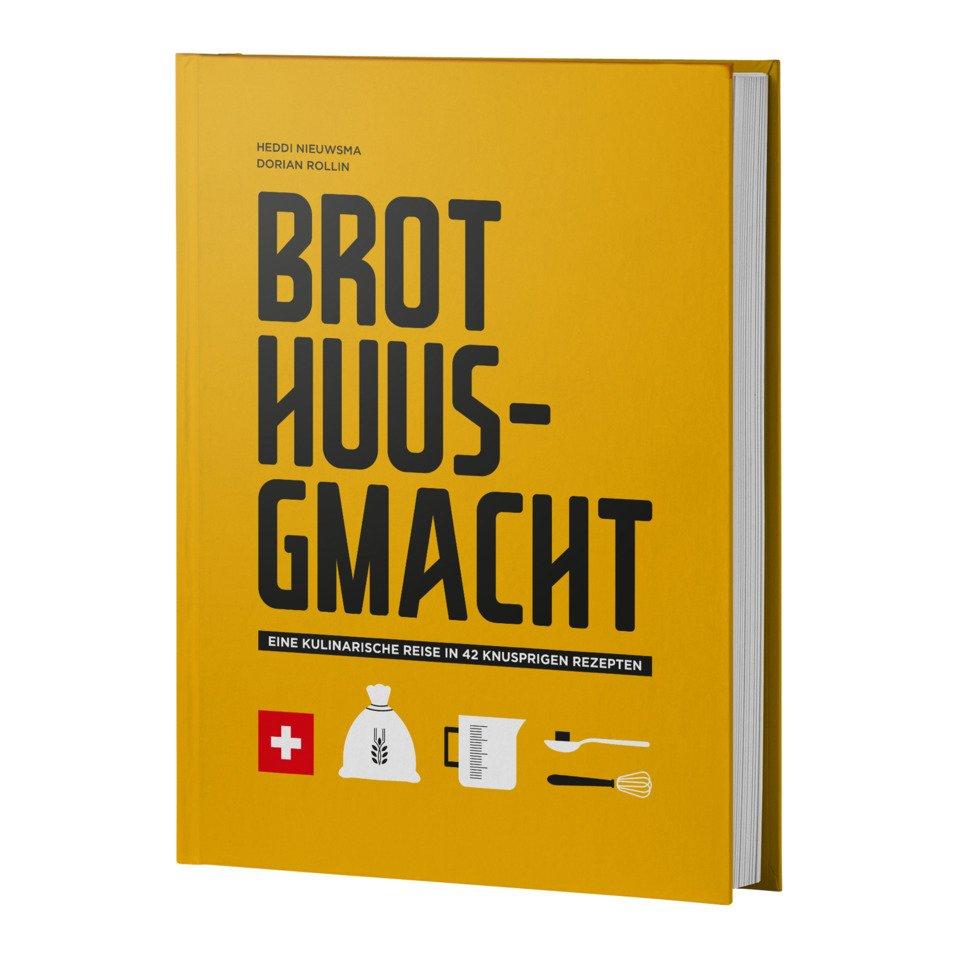 Kochbücher BROT HUUSGMACHT