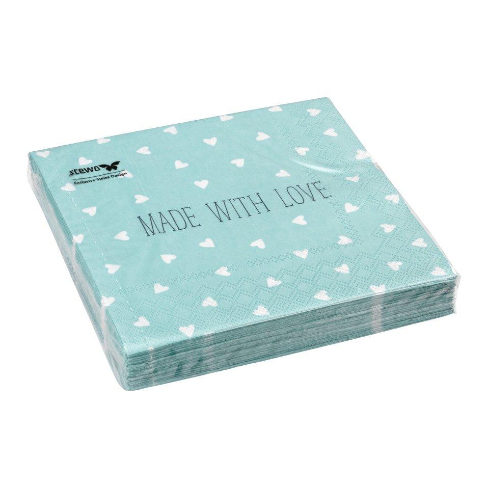 serviettes en papier Napkin