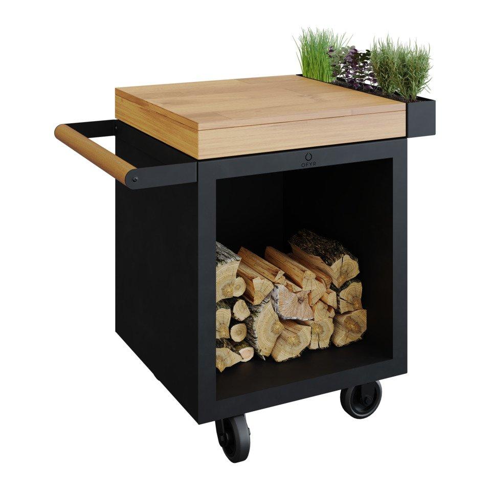 griglia e cucina da esterni  TABLE PRO