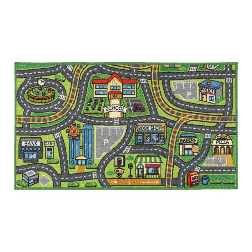 tappeti per bambini Little Town