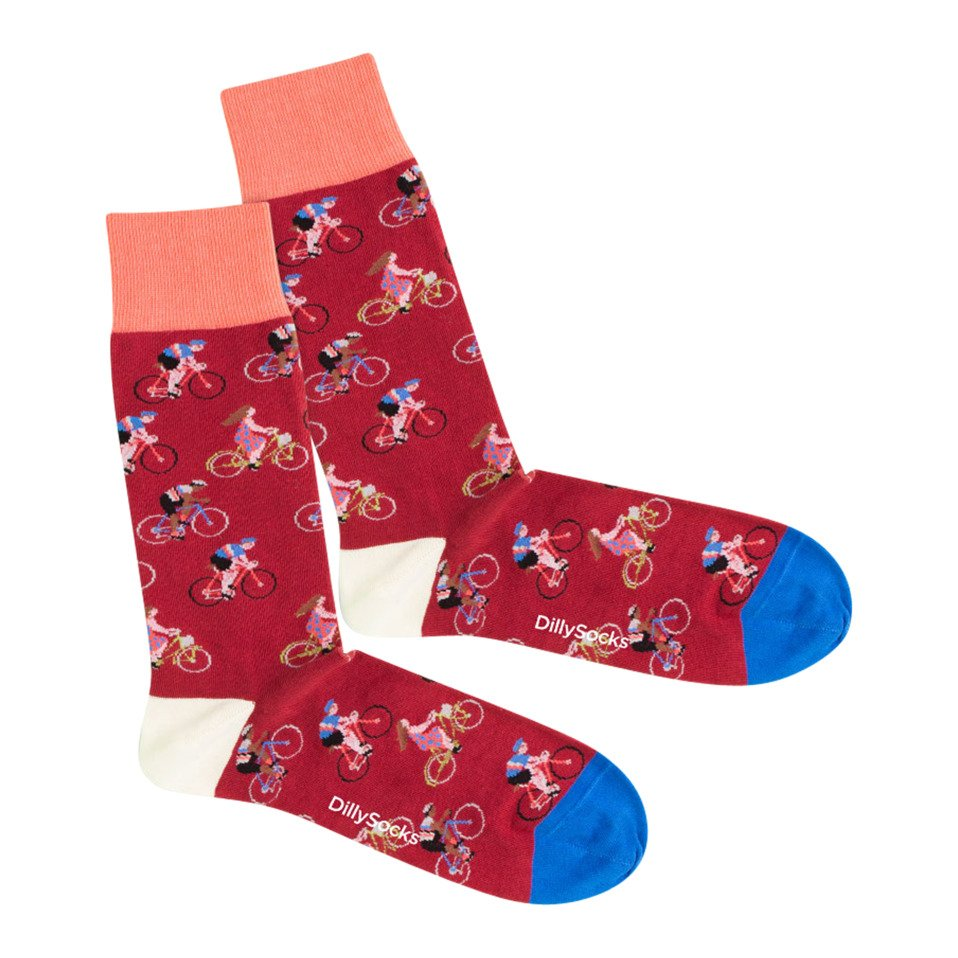 chaussettes RED RIDE