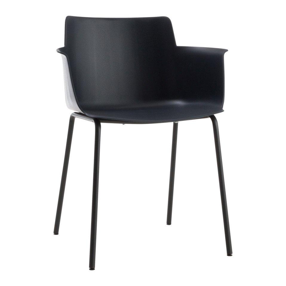 chaise à accoudoirs LIA