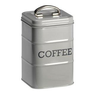 boîte à café TIN