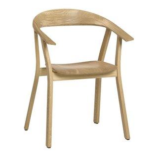 chaise à accoudoirs RHOMB