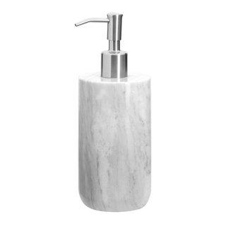 dispenser per sapone WHITE PEARL