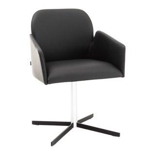chaise à accoudoirs LARISSA