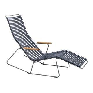 chaise longue de jardin CLICK