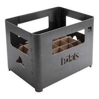 braciere e griglia BEER BOX