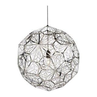 lampe à suspension ETCH WEB STEEL