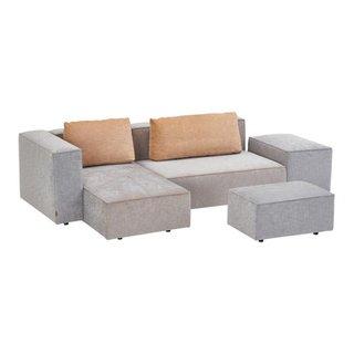 canapé d'angle DOMINO 18