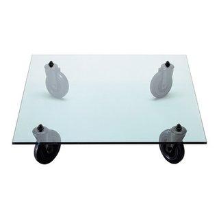 table basse TAVOLO CON RUOTE
