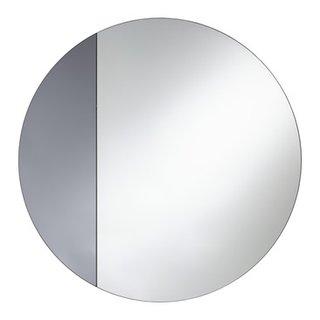 miroir Cord Grey