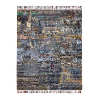 tapis d'Orient modernes Tib. Nepal Rug Star