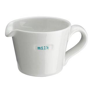 Milchkanne MILK