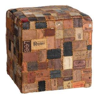 pouf décoratif LEAN