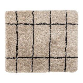 tapis de bain carré