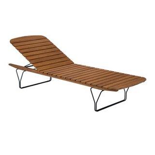 chaise longue de jardin MOLO