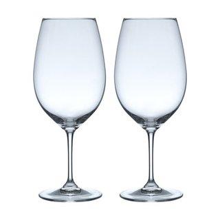 set de verres à vin rouge VINUM