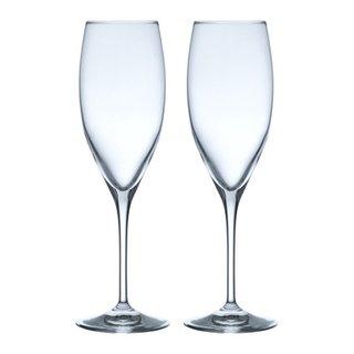 lot de 2 flûtes à champagne VINUM