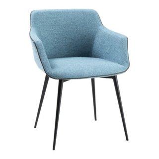 chaise à accoudoirs EVE