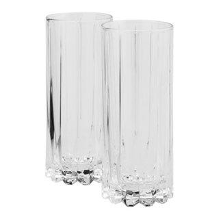 set de verres à longdrink ROCKS