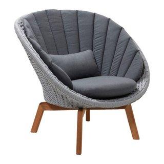 fauteuil de jardin PEACOCK