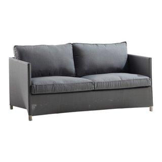 divano da giardino DIAMOND