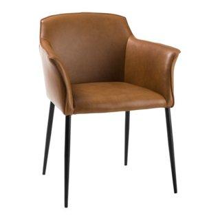 chaise à accoudoirs CADIZ