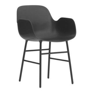 chaise à accoudoirs FORM