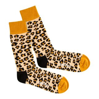 chaussettes LEOPARD SKIN