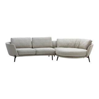 divano ad angolo REGO